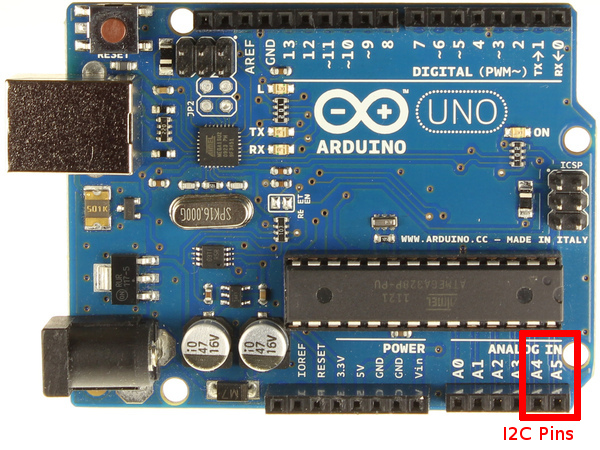 I2C Raspberry Pi and Arduino Connect Link