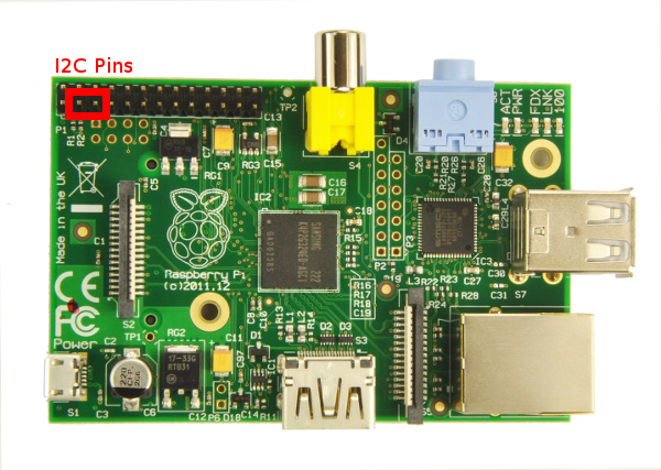 Terrific Raspberry Pi And Arduino Connected Using I2C Oscar Liang Wiring Digital Resources Remcakbiperorg