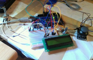 DIY Customized Remote Controller_hardware_testing
