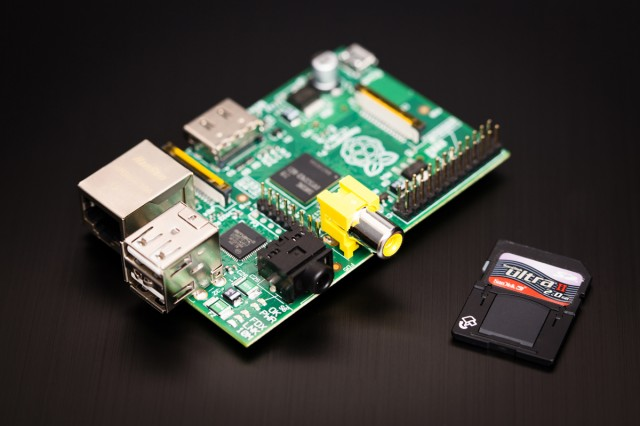 Raspberry Pi SD Cards