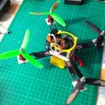 micro quad - upgraded versino