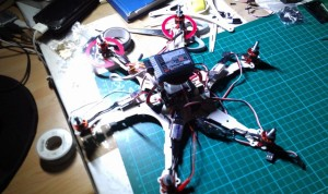KK2.0 mini micro hexacopter