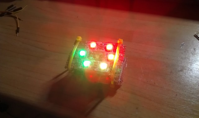 Diy Programmable Bike Light Arduino Or Attiny And Rgb