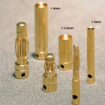 3-5mm-4-0mm-3mm-2mm-Gold-Bullet-Connector-OH091205-