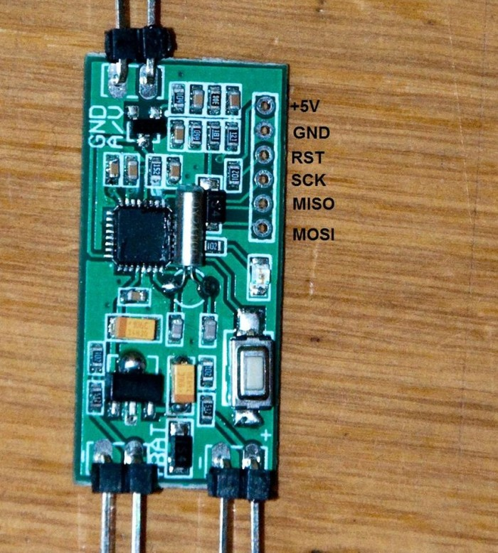 E osd flash firmware for rssi display using arduino