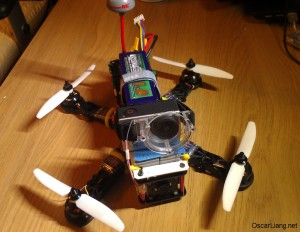 FPV250-V3-Gopro-Mini-Quad