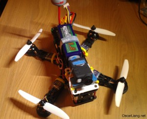 FPV250-V3-Mobius-Mini-Quad