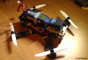 FPV250-V3-Mobius-camera-Mini-Quadcopter
