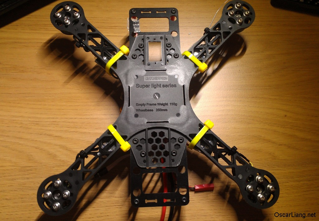 how to know if a quadcopter motor is bad