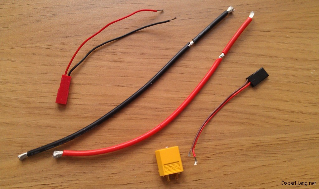 Wire Awg Chart Thickness Diameter For Quadcopter Rc