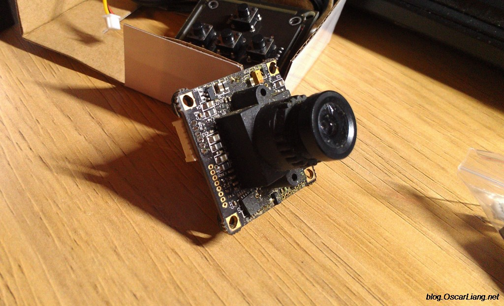fpv guide for multirotors first person view system oscar liang 2 sony 600tvl fpv ccd camera out case