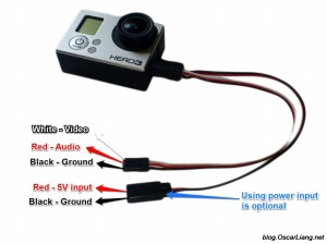 GoPro-FPV-Camera-setup-video-transmitter-external-power
