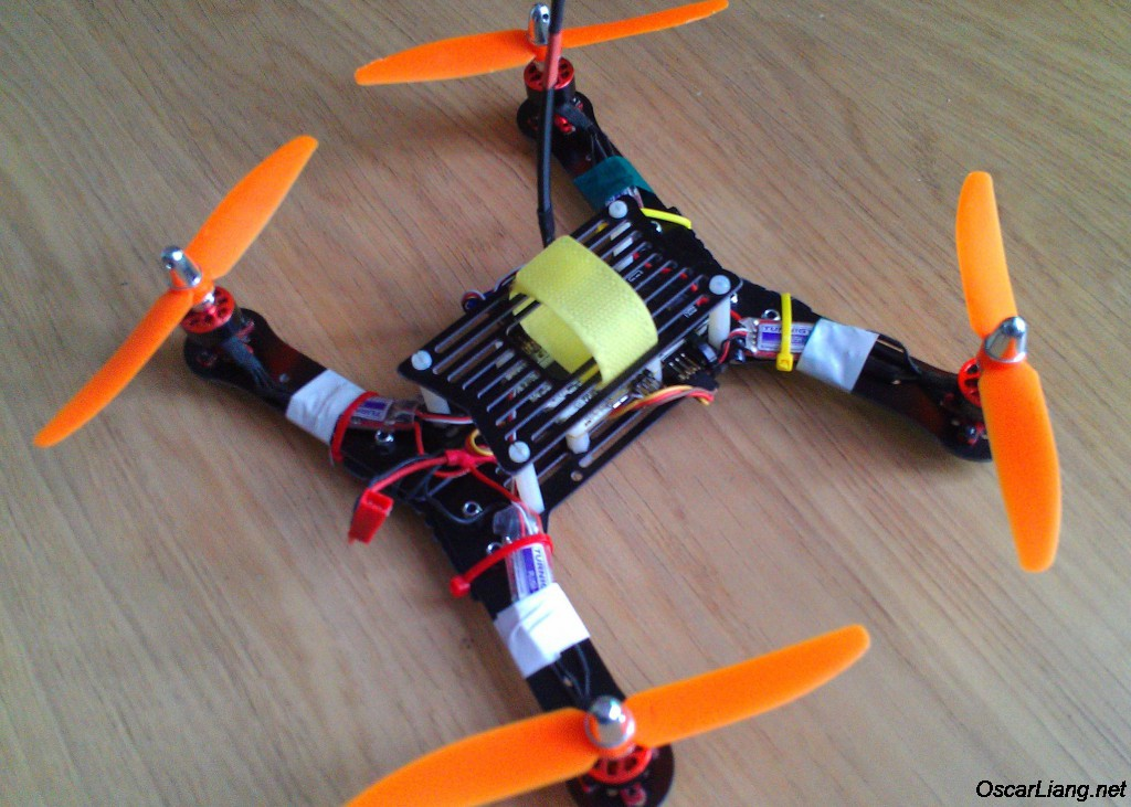 S mini quadcopter re build indoor fpv oscar liang