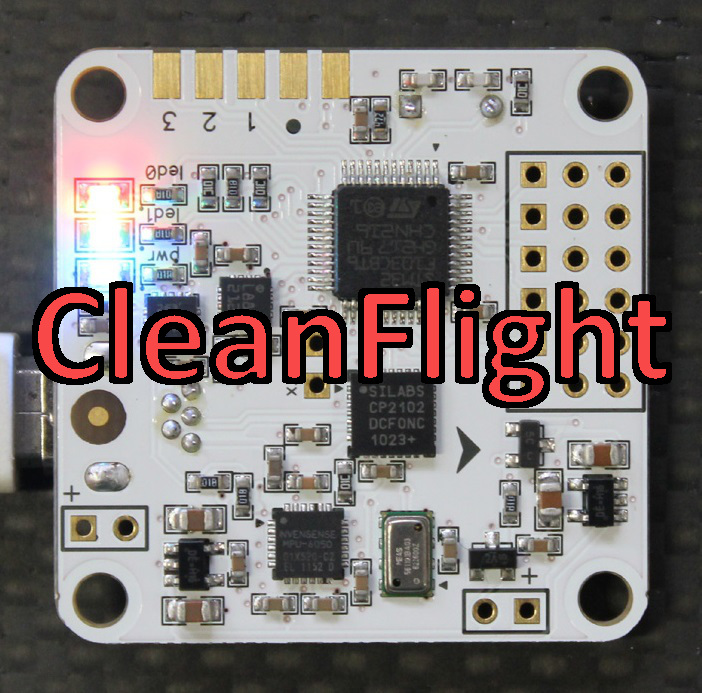 CleanFlight Setup Tuning Guide for Naze32 / CC3D - Oscar Liang on