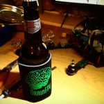brainfpv flight controller beer mug holder warmer