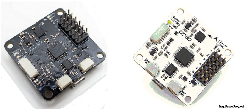 Naze32 vs CC3D | Flight Controller Difference Comparison