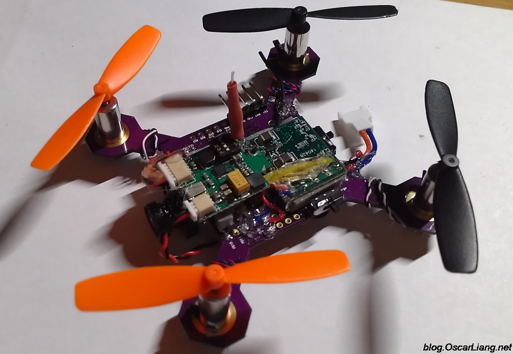 Build a FPV Micro Quadcopter CJMCU- Smallest Quad that runs