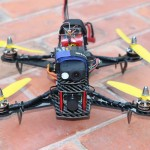 mounting esc body quadcopter mini quad