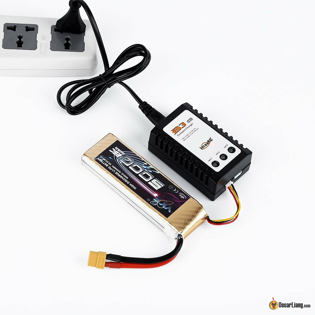 How To Choose Lipo Battery Charger Power Supply Oscar Liang Multi Cell Charging Charge Your Packs Non Programmable