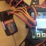 pwm-receiver-flight controller-connection