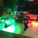 Duke Mini Hex 330mm Hexacopter led