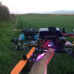 Emax-nighthawk-250-mini-quad-add FPV gear and try out FPV flying!!
