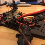 Power cables between ESCs and PDB-zmr250