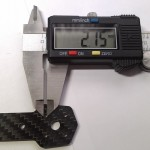 XElites-180-mini-quad-frame-motor-holes-diameter-measure-arm
