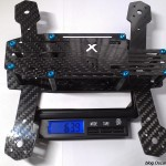 XElites-180-mini-quad-frame-total-weight