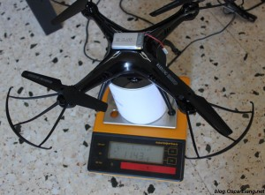 SYMA-X5SC-quadcopter-drone-weight