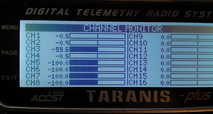 Getting RSSI in PPM/SBUS Channel with Taranis - Oscar Liang