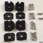 Speed Addict FPV Racing Frame Fearless Catalyst mini quad motor mounts angle tilted