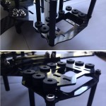 Speed Addict FPV Racing Frame Fearless mini quad camera cage