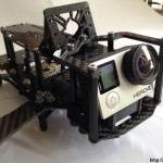 Speed Addict FPV Racing Frame Fearless mini quad camera protection cage gopro crash