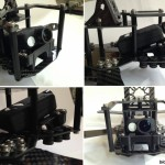 Speed Addict FPV Racing Frame Fearless mini quad camera protection cage mobius