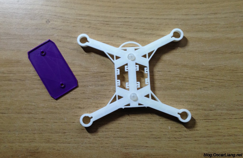 fpv micro quad build frame dans design