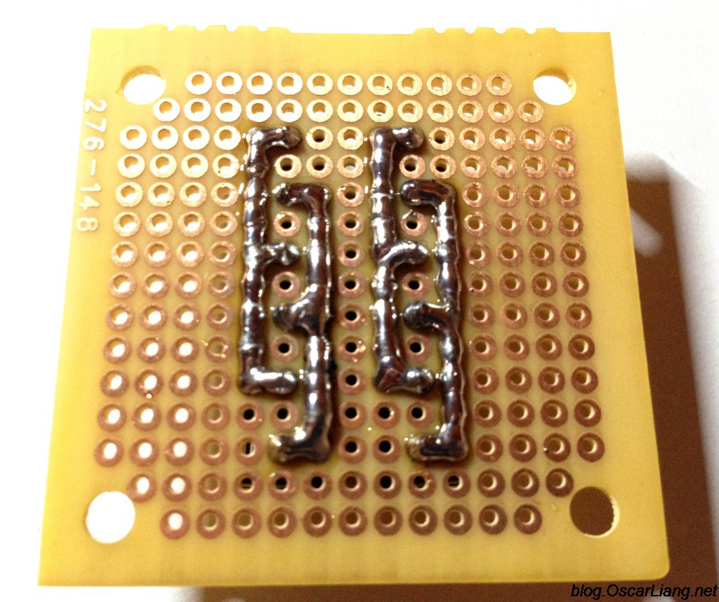 lipo-discharger-light-bulb-build-PCB-solder-bottom