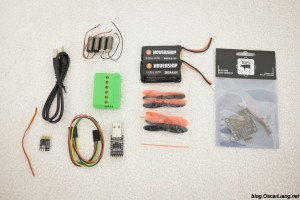 3DFly-micro-quad-kit-parts-content