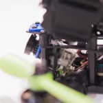 The Midge 180 Mini Quad Frame build aomway camera mount