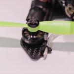The Midge 180 Mini Quad Frame build led bar