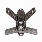 The Midge 180 Mini Quad Frame top