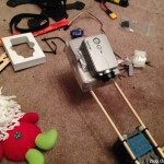 mounting-stuffed-toy-doll-on-quadcopter-camera-runcam2