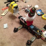 mounting-stuffed-toy-doll-on-quadcopter-father-christmas-back