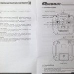 quanum i8 radio transmitter control manual 2