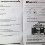 quanum i8 radio transmitter control manual 5
