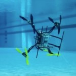 water-proof-quadcopter-under water