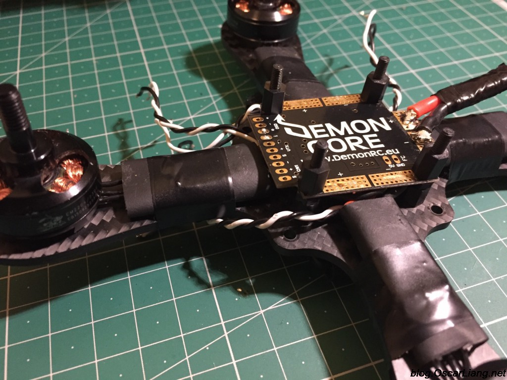 Mitsuko 150 Mini Quad demon core pdb
