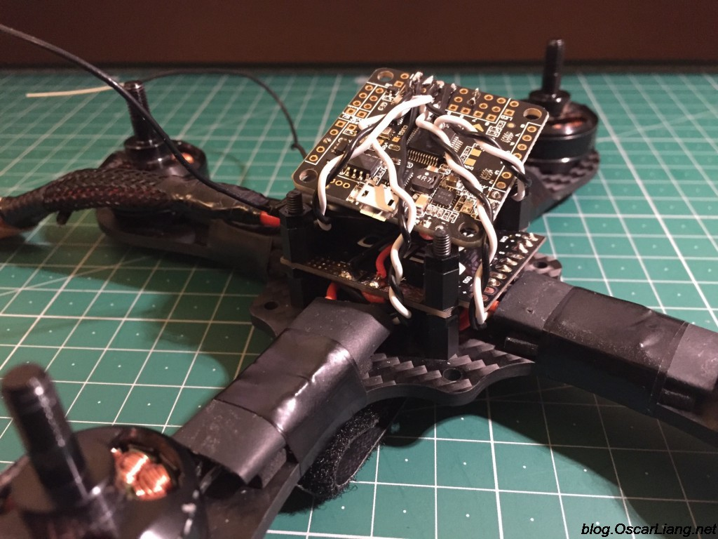 Mitsuko 150 Mini Quad fc pdb dodo demon core build 2