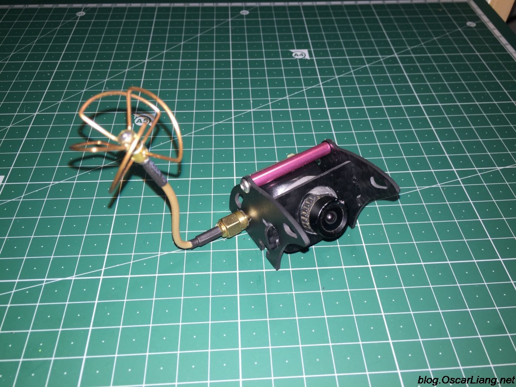 Mitsuko 150 Mini Quad fpv camera vtx antenna