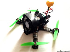 DemonRC NOX5 build finish 1